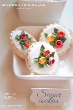 So Pretty Cookies by https://www.facebook.com/BobbetteAndBelle