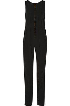 KENZO Crepe jumpsuit | NET-A-PORTER