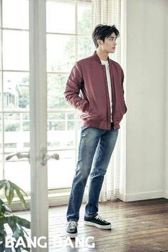 Park Hyung SIk & Uee for Bang Bang 2016 Fall   (c) bangbangcokr #parkhyungsik #박형식 #Uee  Photo from Park Huyngsik Philippine fan page