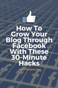 Pinterest Facebook Grow Need To Know, Make It Simple, Online Business, Hacks, Teaching, Facebook, Blogging, Group, Board