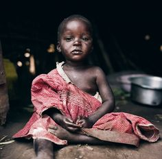War Child / The Congo - Photography by James Marcus Haney