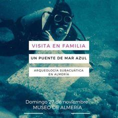 """El domingo 27 de noviembre, a las 12:00 nueva visita a la exposición """"Un puente de mar azul. Arqueología subacuática"""". Sin reserva previa."""