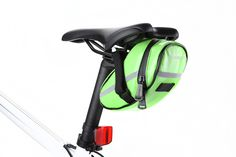 Bike Seat Bag, Cool Bike Accessories, Cool Bikes, Golf Clubs, Saddle Bags, Bicycle, Cool Stuff, Green, Amazon