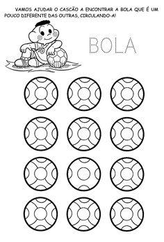 Copa do Mundo - Algumas atividades