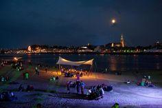The city where I was born: Nijmegen, the Netherlands