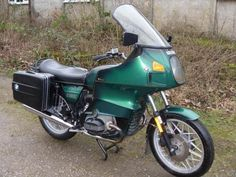 1981 BMW R100RT Motorcycles | also couple of my Ducati's not sure when they will get done..