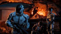"""Ein Weltall voller Geheimnisse und Möglichkeiten: """"Mass Effect – Andromeda"""" schlägt ein neues, überraschendes Kapitel auf. Aber hat es auch das Zeug zum Rollenspiel-Hit? Die Vorschau."""