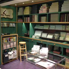 Shopping Iguatemi ganha nova loja de papelaria para alegrar as It Girls !! Shopping Iguatemi SP - 3º andar