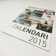 Calendarios de pared con espiral personalizados-Bramona Impressió Digital algo más que una copistería en el centro de Barcelona