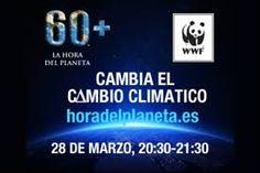Hora del Planeta #cambioclimatico