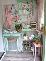 cottage chic decor - Google Search