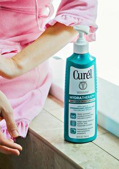 Get your skin ready for spring with @Curel #enddryskin #curelskincare #sponsored