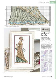 Gallery.ru / Фото #61 - The world of cross stitching 238 - tymannost