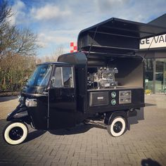 Piaggio Ape Classic400 Fly , made in Holland