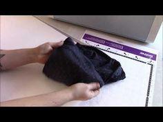 Customiser un t-shirt avec du flex en utilisant la machine de découpe ScanNCut - YouTube Scan N Cut