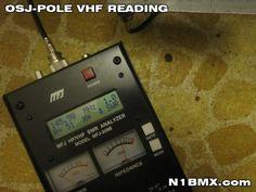 OSJ-Pole VHF Reading