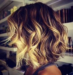 Wow ! Perfect ! #ombre #ombrestyle #colorhairs #colors #curls #trendiesthairstyles #trendy #shortstyle #short #hairstyles #2013 #hair #formal #hairstyle2013 #forher #weddinghairstyle #she #style #beauty #casual #dailystyle #formalstyle #wedding #fresh #curlyshort #curly