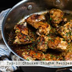 Top-10 Chicken Thighs Recipes - RecipePorn