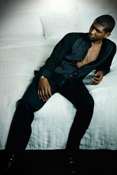 usher for life Usher Quotes, Usher Songs, Usher Raymond, Good Kisser, Cute Rappers, Most Beautiful People, Beautiful Things, Gq Style, New Girlfriend
