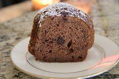 Mix and Match Mama, The Original Rachel New Bundt Cake: Chocolate Chip
