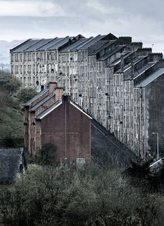 ...Simon Butterworth  'Condemned', taken in Port Glasgow, Inverclyde, Scotland.