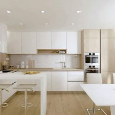 Kitchen Colors, Kitchen Cupboards, Home Renovation, House Interior, Kitchen Decor, Home Kitchens, Modern Kitchen Open, Kitchen Design, Brown Kitchens