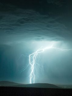 Thunderstorm over the Tri-Cities by Scott Butner