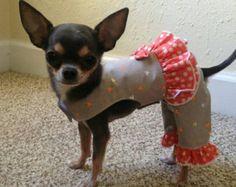 Abigail Rose Dog Dress
