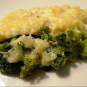 Brócolis ao Molho Branco