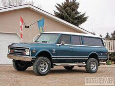 Chevrolet Suburban Classic