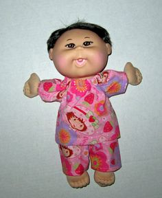 Cabbage Patch Naptime Babyland Doll Clothes Mickey