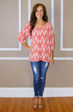 Pixel Point Top, $59.99 Shoppage6