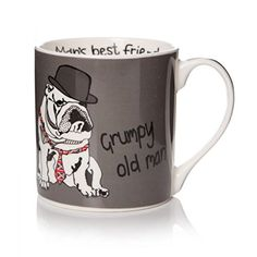 Humourous Dog Mug Grumpy Old Man Casey Rogers Man's Best ... https://www.amazon.co.uk/dp/B01I9GYB10/ref=cm_sw_r_pi_dp_x_6wGfybVSZSYBB