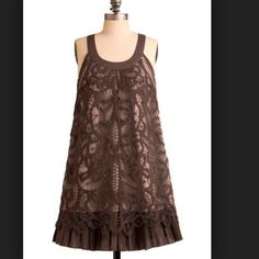 "Selling this ""NWT Ryu brown dress"" in my Poshmark closet! My username is: jdenny09. #shopmycloset #poshmark #fashion #shopping #style #forsale #Ryu #Dresses & Skirts"