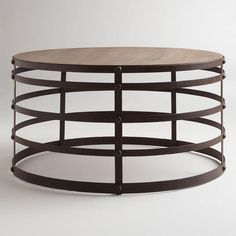 Worley Coffee Table at Cost Plus World Market >>#WorldMarket Urban Dwellings Collection