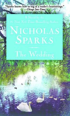 Ok. Not a huge Sparks fan, but this book was stunning. (Sequel to The Notebook, but I think it is far superior.)