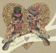 Happy Valentine's Day! Designed For http://www.myowlbarn.com/p/owl-lover-2014-calendar.html