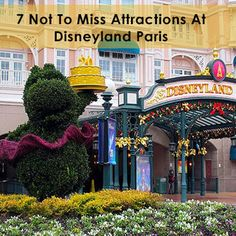 """It's impossible to do everything at Disneyland in just one day. If you go, make sure these 7 attractions are on your """"must-do"""" list."""