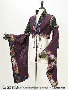Harajuku Fashion, Lolita Fashion, Geisha, Dance Outfits, Cool Outfits, Steampunk Costume, Costume Shop, Couture, Historical Clothing