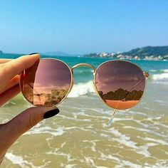 1d75a63004 Ray Ban Round Metal Flash Lens Matte Gold with Brown Pink Mirror Lens