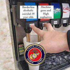 Military Memes - Military Memes for Everyone Military Memes, Military Love, Funny Military, Usmc, Marines, Marine Corps Memes, Marine Boots, Army Jokes, National Guard