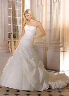 4f7ae2fb6dc Les Mystérieuses   Robe de Mariage – Les mariés d Aphrodite Robe De Mariée  Miss