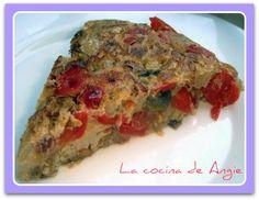 La cocina de Angie: TORTILLA PAISANA