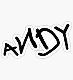 the way that andy is drawn looks like it is from toy story the shakiness of the lines shows that it is drawn by a child Tumblr Stickers, Love Stickers, Laptop Stickers, Toy Story Andy, Imprimibles Toy Story, Blue Butterfly Wallpaper, Homemade Stickers, Apple Watch Wallpaper, Toy Story Birthday