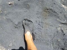 Black Sand Beach on Vieques