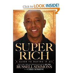 I had the awesome pleasure of hearing Mr. Simmons address thousands at one of my company's conventions last year (2011). I was immediately drawn to his insights, as they are along simliar lines as mine. Upon reading this book, I was pleasantly presented with deep spiritual concepts presented in a modern way. It's an easy and fun read, that allows ANYONE the ability to understand & embrace the deeper meaning of wealth and how to achieve it in all aspects of life. GREAT READ!