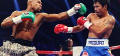 6 Movie Fights Better Than The Mayweather Vs. Pacquiao Match