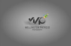 Logomarca wellington patricio fotografias
