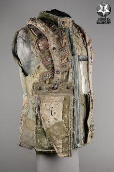 Image of Junker Designs Mens Napalm Vest