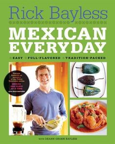 In his previous books, Rick Bayless transformed America's understanding of Mexican cuisine, introducing authentic dishes and cooking methods as he walked readers through Mexican markets and street sta